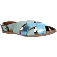 Schuhe Damen Sandalen / Sandaletten Bueno Shoes 9J2103 Blau