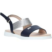 Schuhe Mädchen Sandalen / Sandaletten Miss Sixty S20-SMS765 Blau