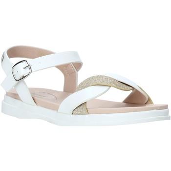 Schuhe Mädchen Sandalen / Sandaletten Miss Sixty S20-SMS764 Weiß
