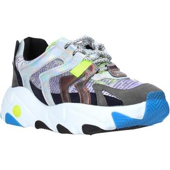 Schuhe Damen Sneaker Low Gold&gold A20 GS75 Grau