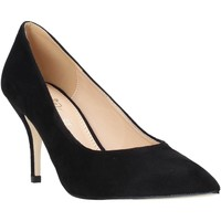Schuhe Damen Pumps Gold&gold A20 GD248 Schwarz