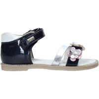 Schuhe Mädchen Sandalen / Sandaletten Miss Sixty S20-SMS753 Blau