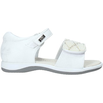 Schuhe Mädchen Sandalen / Sandaletten Miss Sixty S20-SMS756 Weiß