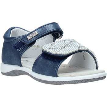 Schuhe Mädchen Sandalen / Sandaletten Miss Sixty S20-SMS756 Blau
