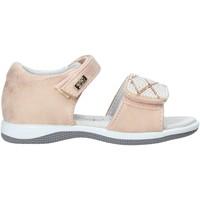 Schuhe Mädchen Sandalen / Sandaletten Miss Sixty S20-SMS756 Rosa