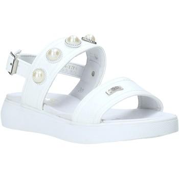 Schuhe Mädchen Sandalen / Sandaletten Miss Sixty S20-SMS772 Weiß