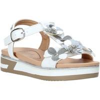 Schuhe Mädchen Sandalen / Sandaletten Miss Sixty S20-SMS781 Weiß