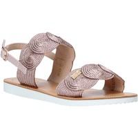 Schuhe Mädchen Sandalen / Sandaletten Miss Sixty S20-SMS786 Rosa