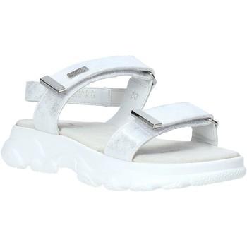 Schuhe Mädchen Sandalen / Sandaletten Miss Sixty S20-SMS788 Weiß