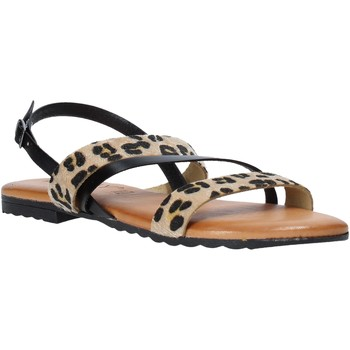Schuhe Damen Sandalen / Sandaletten Jeiday JUNGLA-SALLY Schwarz