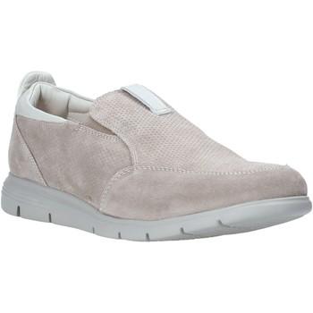 Schuhe Herren Slip on Impronte IM01001A Beige