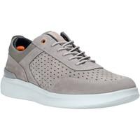 Schuhe Herren Sneaker Low Impronte IM01020A Grau