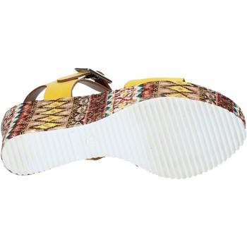 Grace Shoes 08 Gelb - Schuhe Sandalen / Sandaletten Damen 3995
