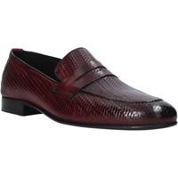 Schuhe Herren Slipper Exton 1021 Braun