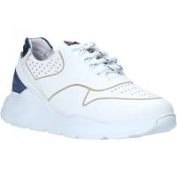 Schuhe Herren Sneaker Low Exton 237 Weiß