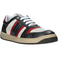 Schuhe Herren Sneaker Low Exton 310 Grün