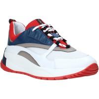 Schuhe Herren Sneaker Low Exton 291 Weiß