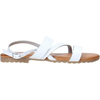 Schuhe Damen Sandalen / Sandaletten Jeiday LEDA-SALLY Weiß