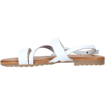 Jeiday LEDA-SALLY Weiß - Schuhe Sandalen / Sandaletten Damen 2695