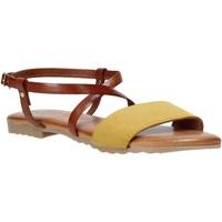 Schuhe Damen Sandalen / Sandaletten Jeiday YARA-SALLY Gelb