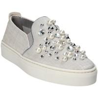 Schuhe Damen Slip on The Flexx B108_56 Grau