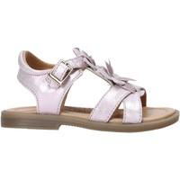 Schuhe Mädchen Sandalen / Sandaletten Grunland PS0062 Rosa