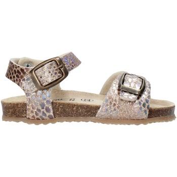 Schuhe Mädchen Sandalen / Sandaletten Grunland SB1553 Beige