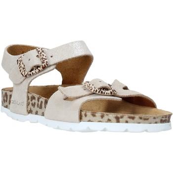 Schuhe Kinder Sandalen / Sandaletten Grunland SB1519 Beige