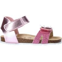 Schuhe Mädchen Sandalen / Sandaletten Grunland SB1545 Rosa
