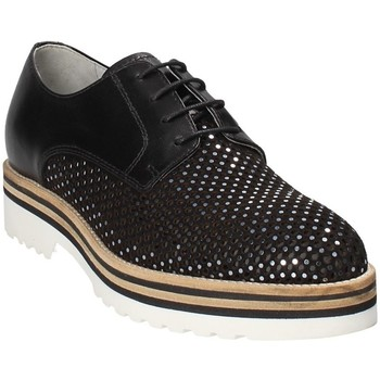 Schuhe Damen Derby-Schuhe NeroGiardini P805223D Schwarz