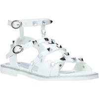 Schuhe Mädchen Sandalen / Sandaletten Joli JT0079S Weiß