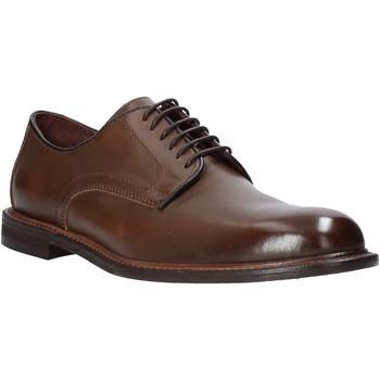 Schuhe Herren Derby-Schuhe Marco Ferretti 810002MF Braun