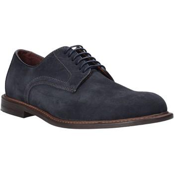 Schuhe Herren Derby-Schuhe Marco Ferretti 810002MF Blau