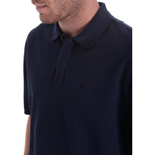 Les Copains 9U9016 Blau - Kleidung Polohemden Herren 3995 G0iMi