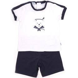 Kleidung Jungen Kleider & Outfits Melby 20L5000 Blau