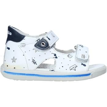 Schuhe Kinder Sandalen / Sandaletten Falcotto 1500779 02 Weiß