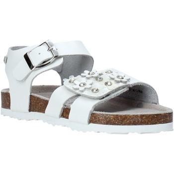 Schuhe Mädchen Sandalen / Sandaletten Miss Sixty S20-SMS795 Weiß