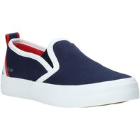 Schuhe Kinder Slip on U.s. Golf S20-SUK601 Blau