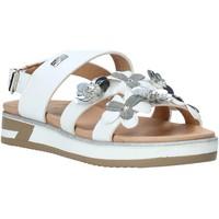 Schuhe Mädchen Sandalen / Sandaletten Miss Sixty S20-SMS780 Weiß