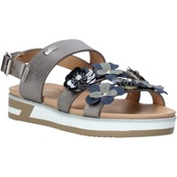 Schuhe Mädchen Sandalen / Sandaletten Miss Sixty S20-SMS780 Grau