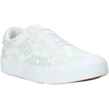 Schuhe Kinder Slip on Miss Sixty S20-SMS710 Weiß