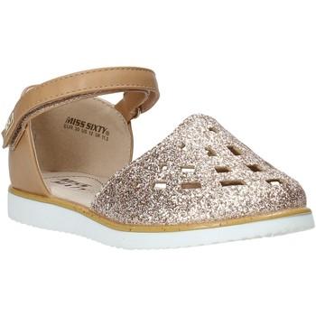Schuhe Mädchen Sandalen / Sandaletten Miss Sixty S20-SMS763 Braun