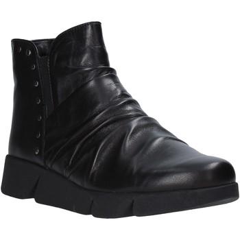 Schuhe Damen Low Boots The Flexx E1549_16 Schwarz