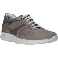 Schuhe Herren Sneaker Low CallagHan 91313 Grau