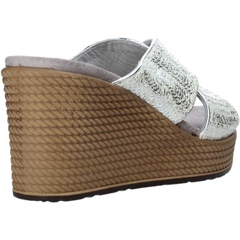 IgI&CO 5180744 Silber - Schuhe Pantoffel Damen 4295