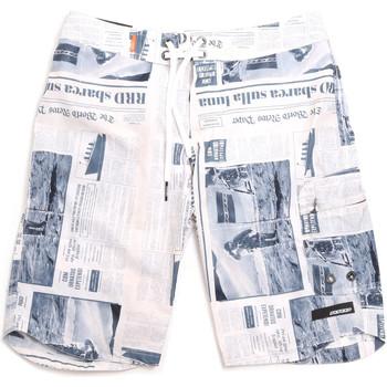 Kleidung Herren Badeanzug /Badeshorts Rrd - Roberto Ricci Designs 18328 Grau