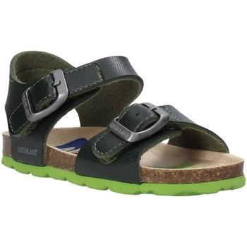 Schuhe Kinder Sandalen / Sandaletten Grunland SB1534 Grün