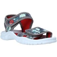 Schuhe Kinder Sandalen / Sandaletten Grunland PS0061 Grün