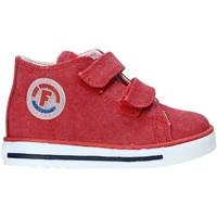Schuhe Kinder Sneaker High Falcotto 2014604 04 Rot