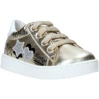 Schuhe Mädchen Sneaker Low Falcotto 2014628 02 Gold